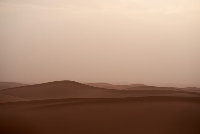 Piasek z Sahary